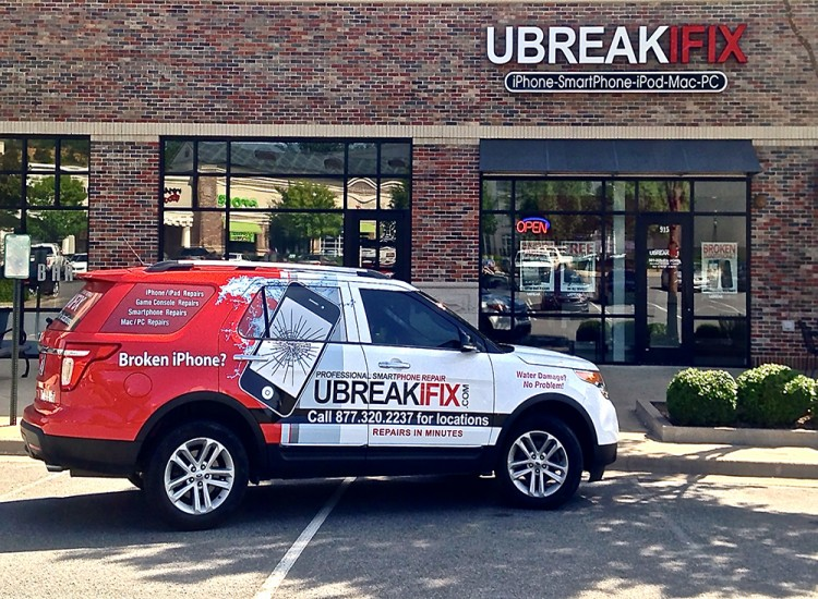 uBreakiFix Little Rock